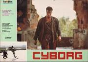 Киборг / Cyborg; Жан-Клод Ван Дамм (Jean-Claude Van Damme), 1989 0a2c89518413838