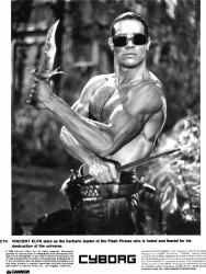 Киборг / Cyborg; Жан-Клод Ван Дамм (Jean-Claude Van Damme), 1989 1b5ec9518412186
