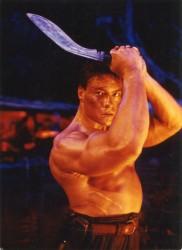 Киборг / Cyborg; Жан-Клод Ван Дамм (Jean-Claude Van Damme), 1989 6799fb518411072