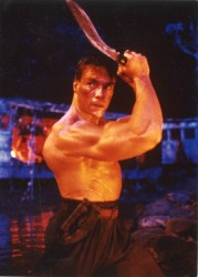Киборг / Cyborg; Жан-Клод Ван Дамм (Jean-Claude Van Damme), 1989 9c2d71518411054