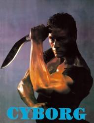 Киборг / Cyborg; Жан-Клод Ван Дамм (Jean-Claude Van Damme), 1989 C07ab4518413145