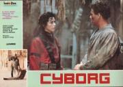 Киборг / Cyborg; Жан-Клод Ван Дамм (Jean-Claude Van Damme), 1989 F3231c518413898