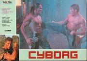 Киборг / Cyborg; Жан-Клод Ван Дамм (Jean-Claude Van Damme), 1989 Fcd88e518413862