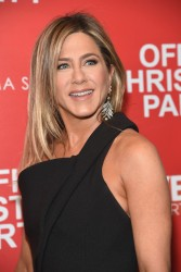 Jennifer Aniston - 'Office Christmas Party' Screening in NYC 12/5/16