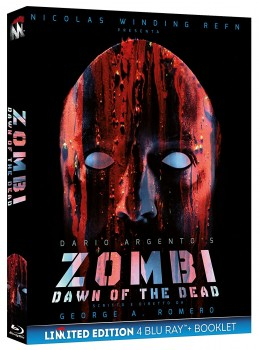Zombi - Dawn of the Dead (1978) [Limited Edition 4 Blu-Ray] Full Blu-Ray 148Gb AVC ITA ENG DTS-HD MA 5.1