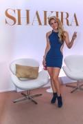 Shakira -                        Press conference for her New Perfume Tivoli Mofarrej Hotel Sao Paulo December 6th 2016.