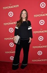 Olivia Wilde - Target Toycracker Premiere in NYC 12/7/16