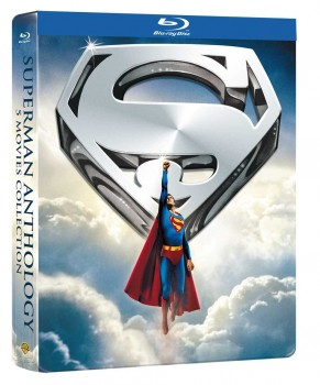 Superman Motion Picture Anthology (1978-2006) [8 Blu-Ray] Full Blu-Ray 255Gb AVC\VC-1 ITA DD 1.0 ENG DTS-HD MA 5.1 MULTI